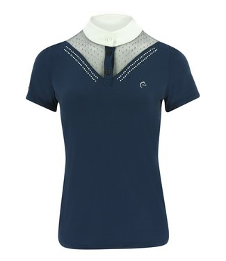 """EQUITHÈME EQUITHÈME """"DOVIL"""" LADIES SHORT SLEEVED POLO"""