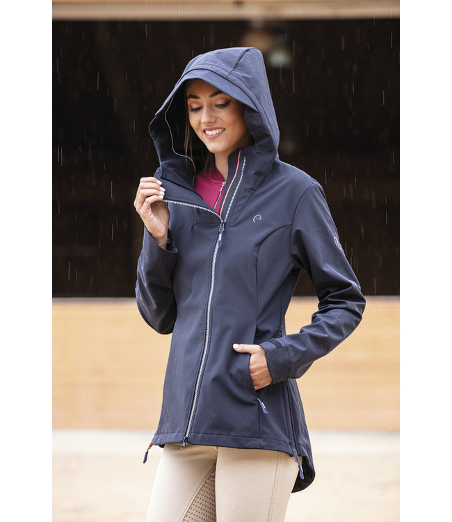 """EQUITHÈME """"CANDYCE"""" LADIES SOFTSHELL JACKET"""