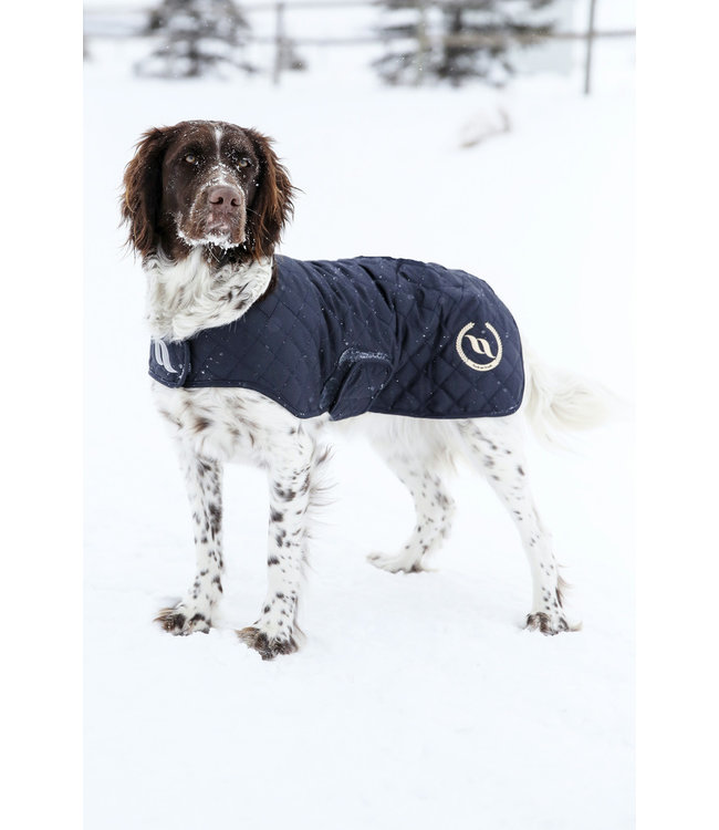 """BACK ON TRACK® """"NIGHT COLLECTION"""" DOG COAT, RUBY"""