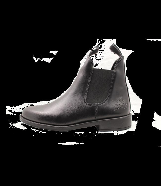 Mackey Ash Jodhpur Boot Black