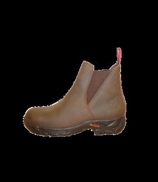 Mackey Mackey Safety Boots Brown
