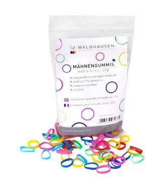 Multicolour X-Wide Plaiting Bands