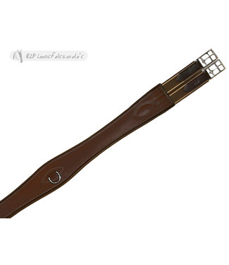 Daslö DASLO LEATHER GIRTH with elastic ends