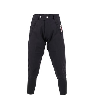 Breeze Up Breeze Up 3/4 length EXERCISE Breeches (Black)