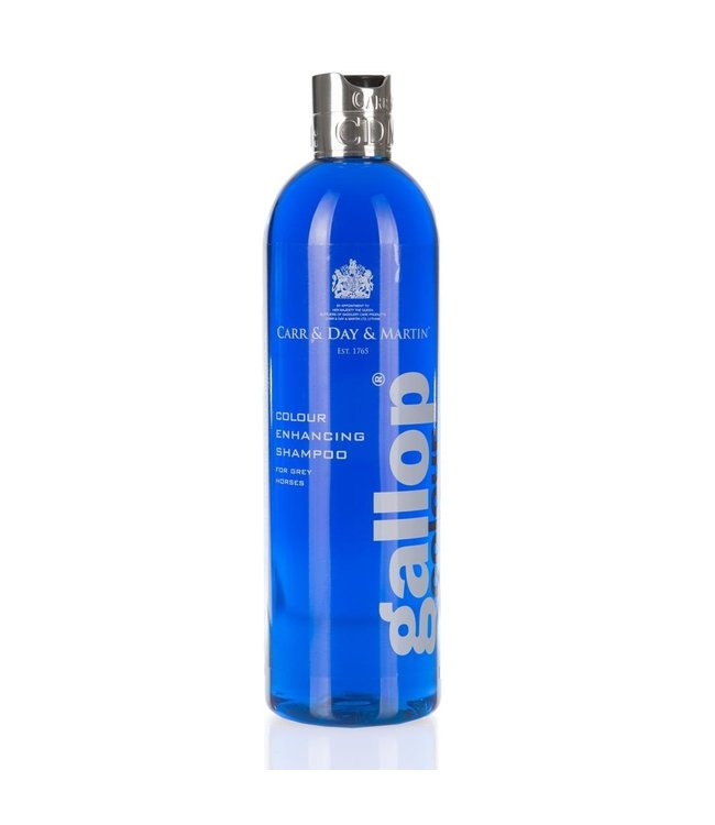 CDM GALLOP COLOUR ENHANCING SHAMPOO - GREY, 500 ml