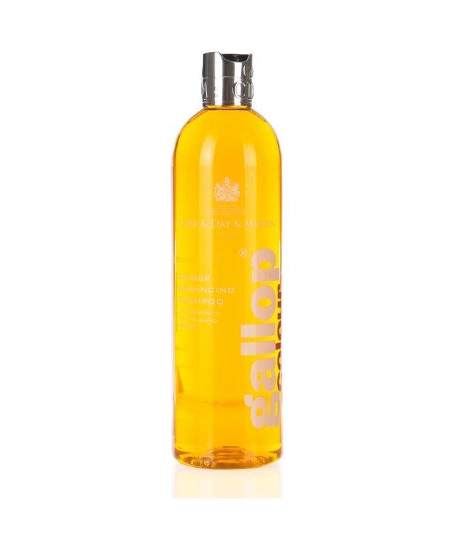CDM GALLOP COLOUR ENHANCING SHAMPOO - CHESTNUT & PALOMINO, 500 ml
