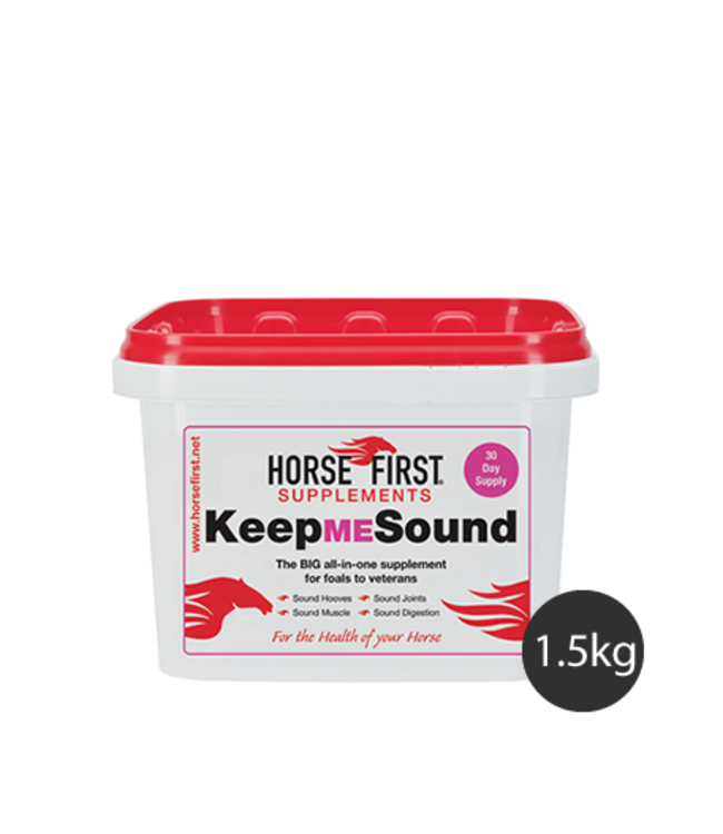 HORSE FIRST 'KEEP ME SOUND', 1.5 kg