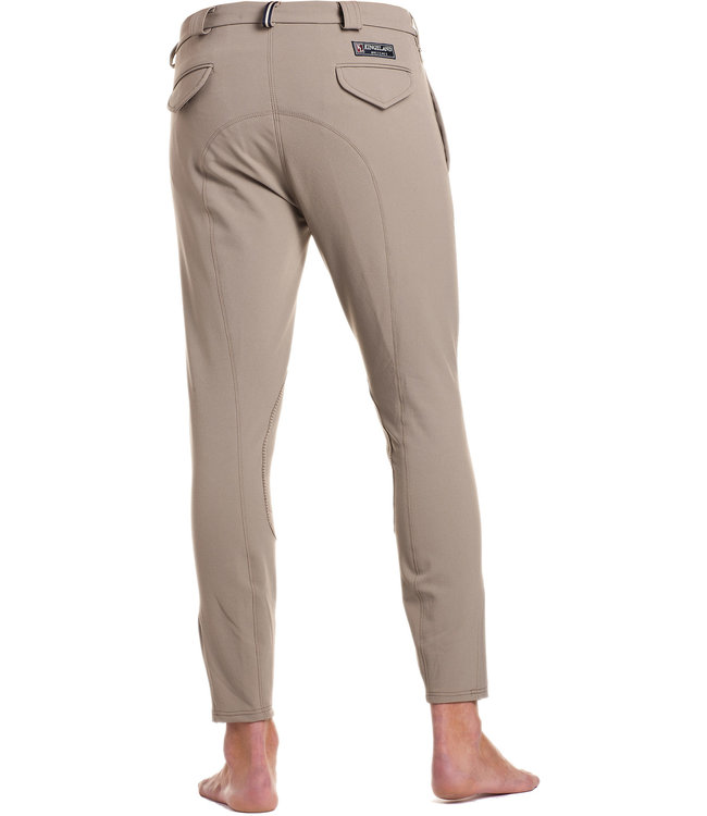 KL 'LANCE' TECHNICAL SLIM FIT PLEATED MICRO BREECHES