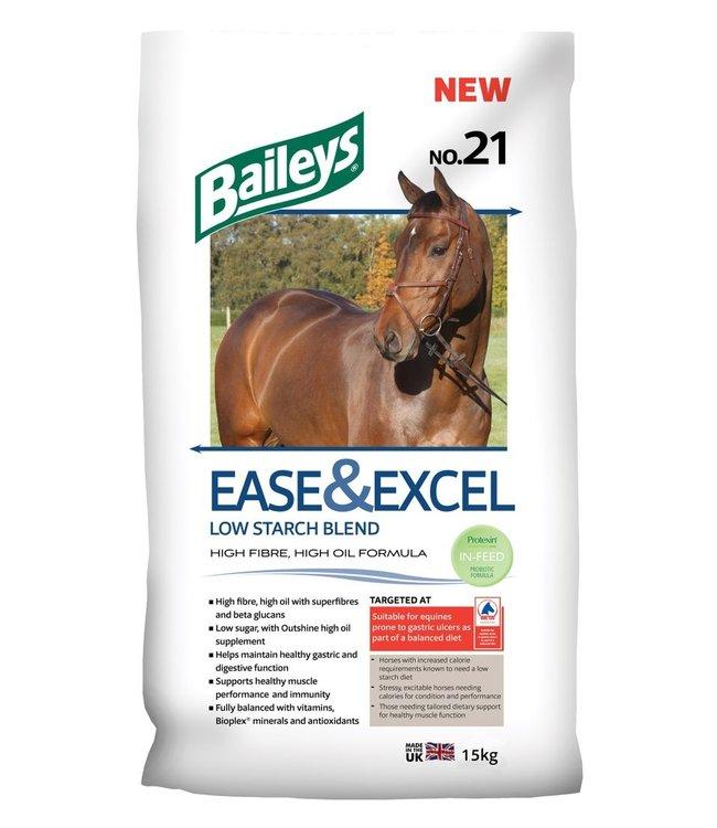BAILEYS NO.21 EASE & EXCEL, 15 kg