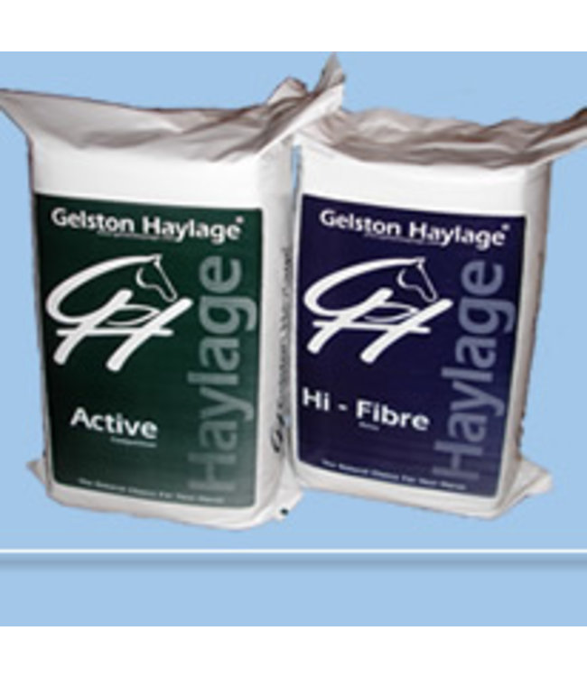 GELSTON 'HI-FI' HAYLAGE, 20 kg