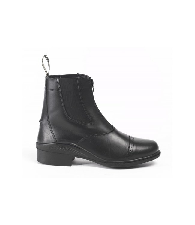 BROGINI TIVOLI ZIPPED BOOTS 44 Black