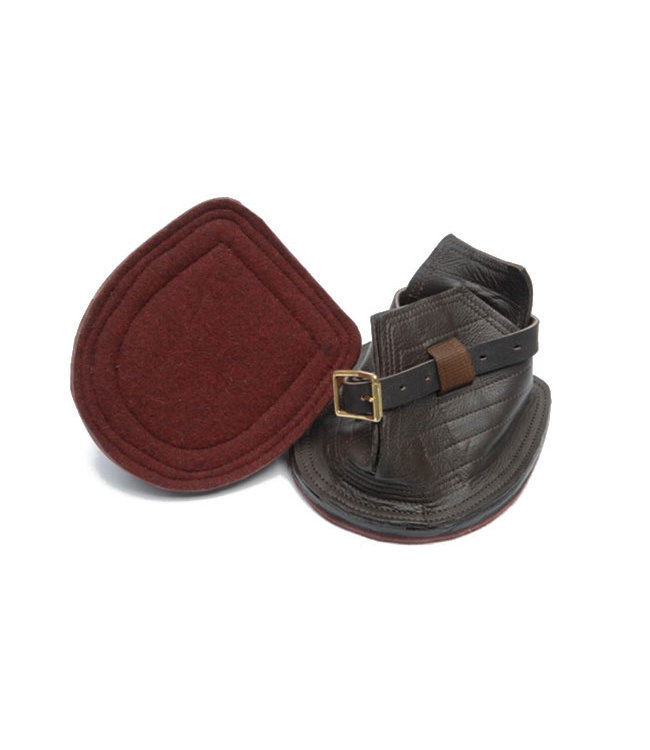 BREEZE UP LEATHER COVERING BOOTS (Pair)