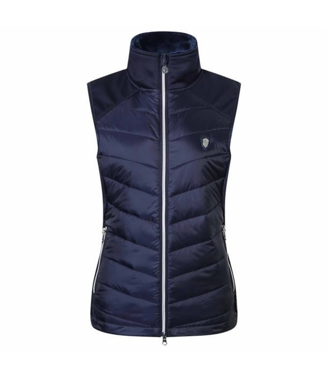 COVALLIERO LADIES QUILTED SLEEVELESS