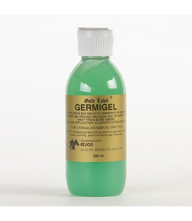 ELICO 'GOLD LABEL' GERMIGEL 250ML Antibacterial