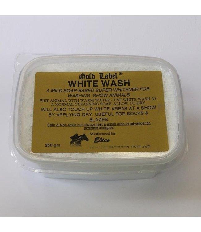 ELICO 'GOLD LABEL' WHITE WASH 250 GM
