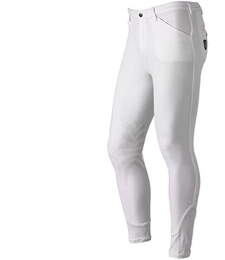Tattini TATTINI 'OLMO' MENS BREECHES with silicone grip