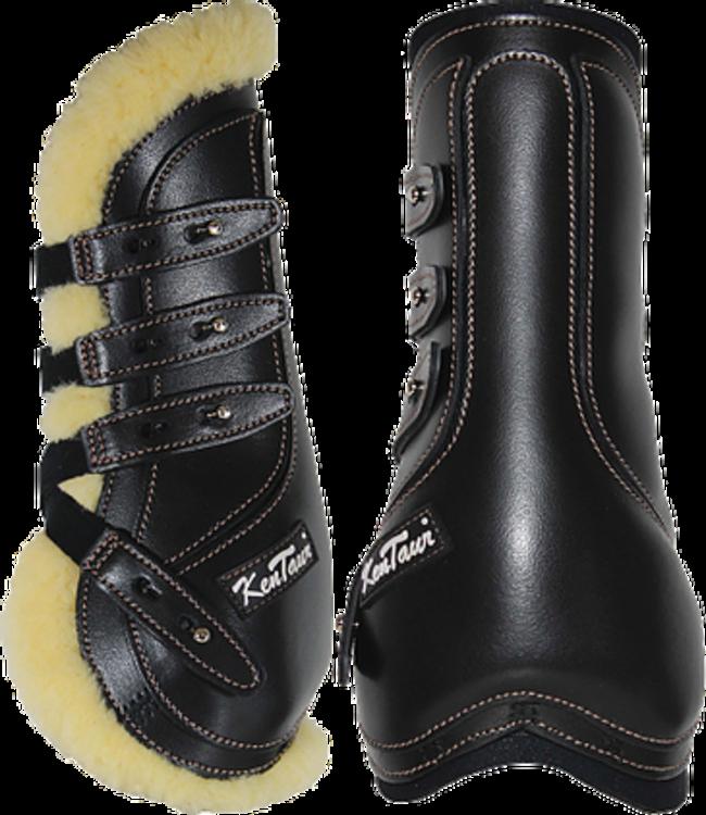 KENTAUR 'CAMBRIDGE' FRONT BOOTS Leather