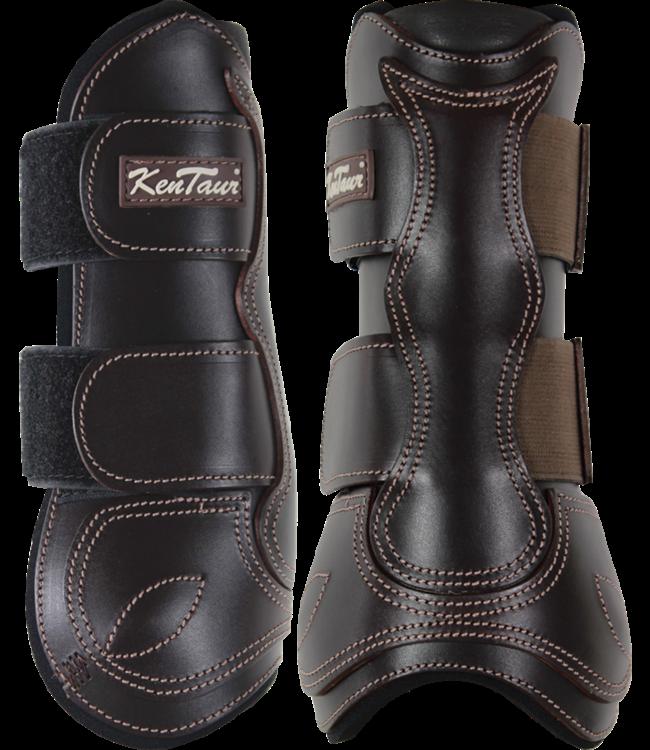 KENTAUR 'CARMONA' FRONT BOOTS Leather