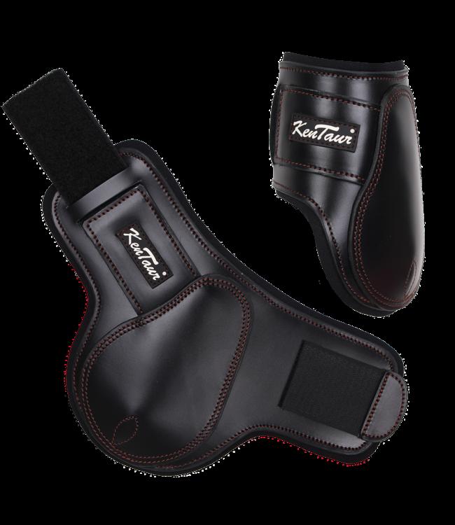 KENTAUR 'CARMONA' REAR FETLOCK BOOTS Leather