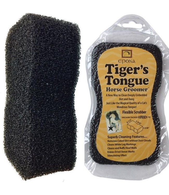 EPONA TIGERS TONGUE HORSE GROOMER