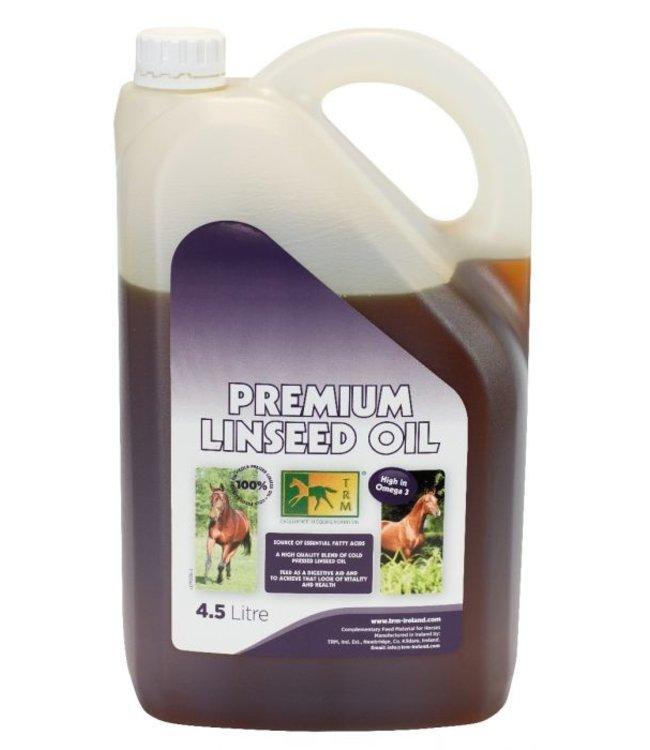 TRM PREMIUM LINSEED OIL, 4.5ltr