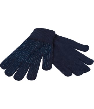 EquiSential EQUISENTIAL 'MAGIC' GLOVES Child NAVY