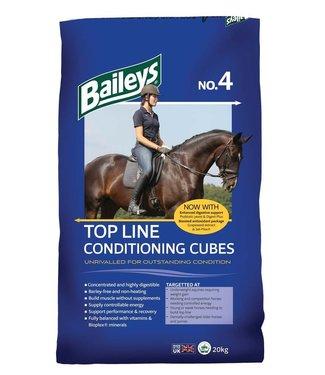 Baileys BAILEYS NO.4 TOP LINE CONDITION CUBES, 20 kg
