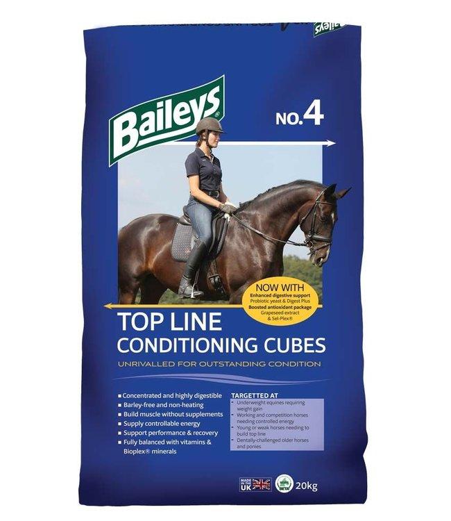 BAILEYS NO.4 TOP LINE CONDITION CUBES, 20 kg