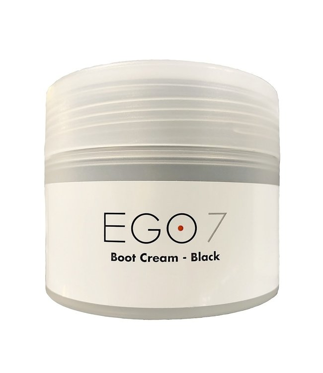 EGO7 BOOT CREAM Black