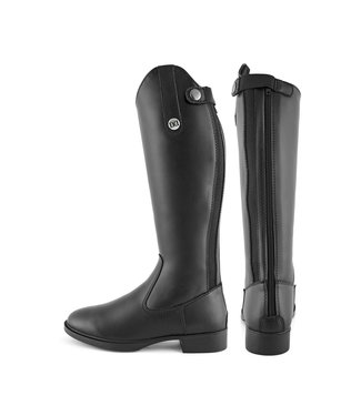 DERBY DERBY JUNIOR RIDING BOOTS WITH LACES/ZIP Wide Calf
