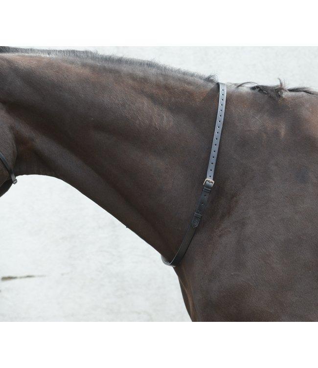 MACKEY CLASSIC LEATHER NECK STRAP