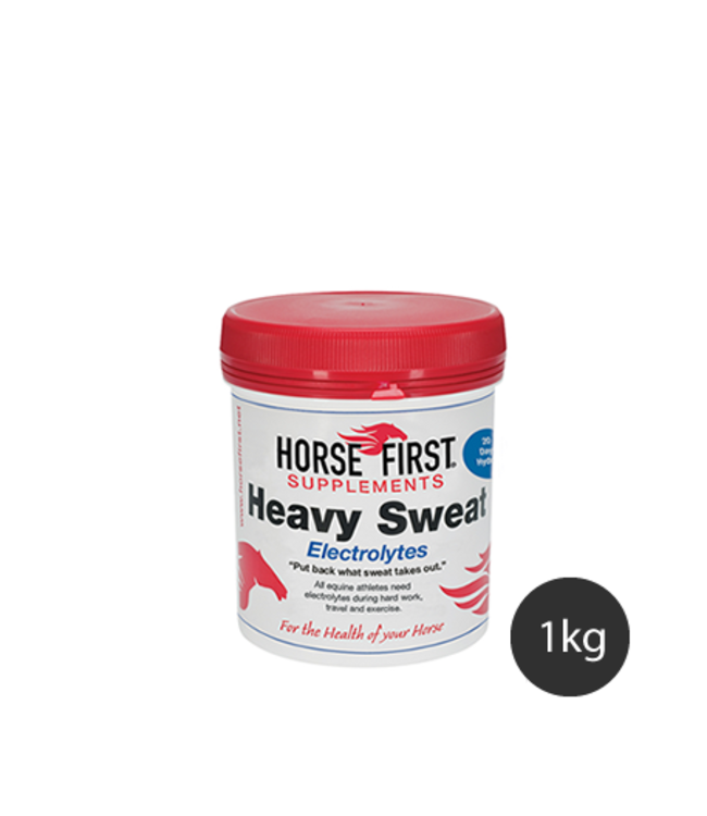 HORSE FIRST 'HEAVY SWEAT'