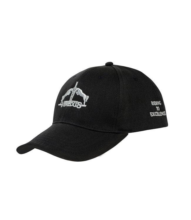 VEREDUS BASEBALL CAP Black