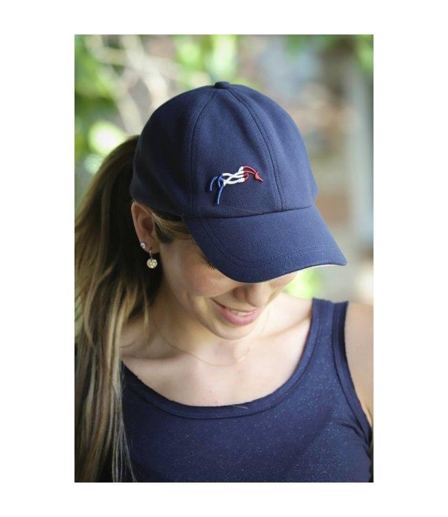 PENELOPE 'TEAM' BASEBALL CAP, Navy