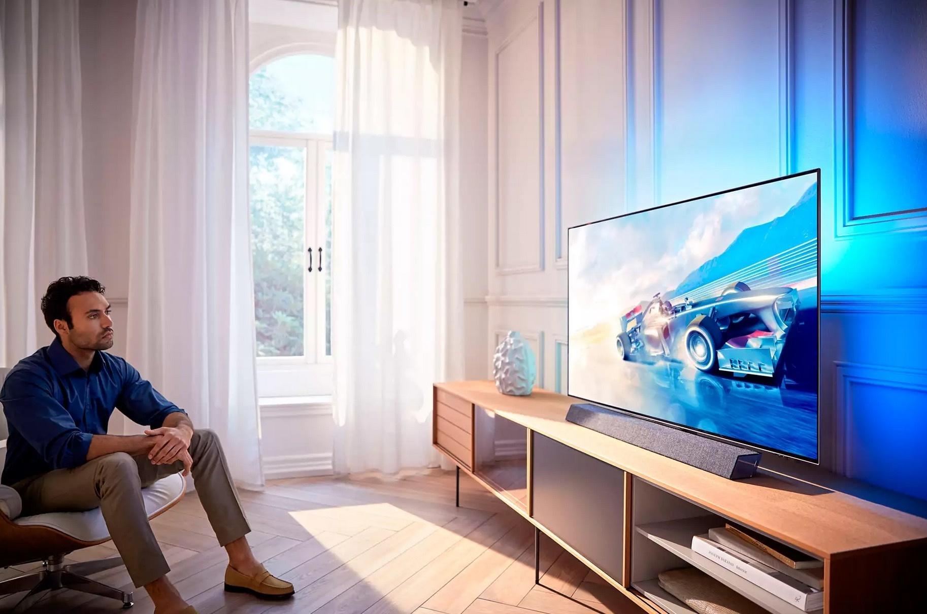 Philips 55oled934 12 55 Inch 4k Smart Oled Tv Kunnen Elektronica