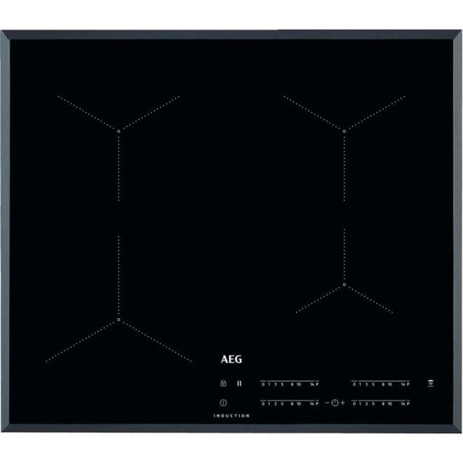 AEG IKB64431FB Inbouw Inductie Kookplaat 60 cm