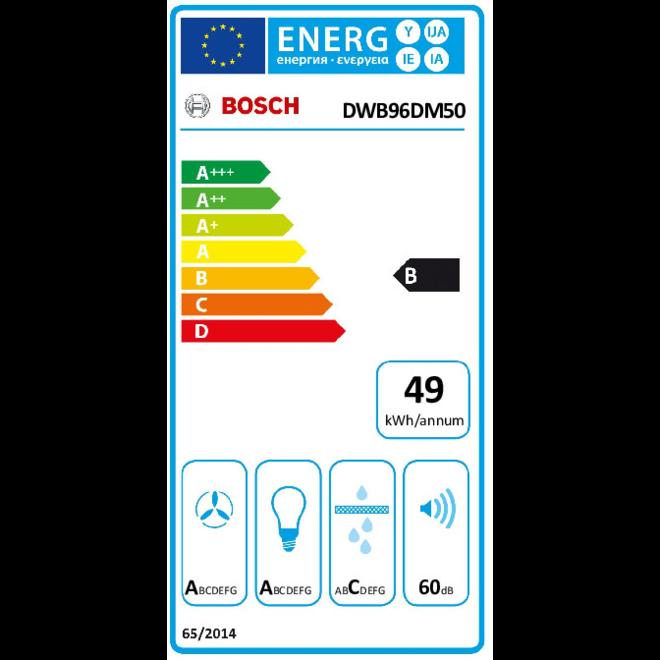 Bosch DWB96DM50 - Wandschouw afzuigkap