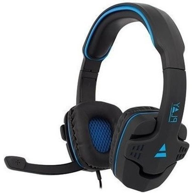 Ewent PL3320 headphones/headset Hoofdband Zwart