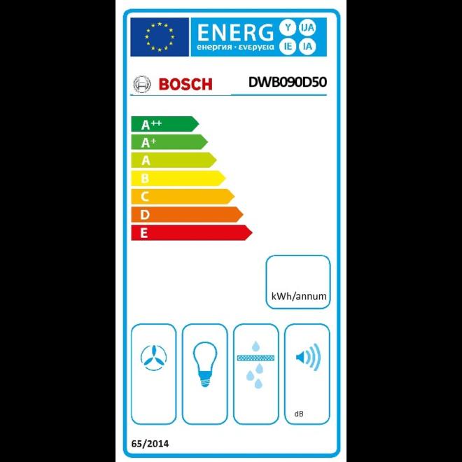 Bosch DWB090D50 - Wandschouw afzuigkap