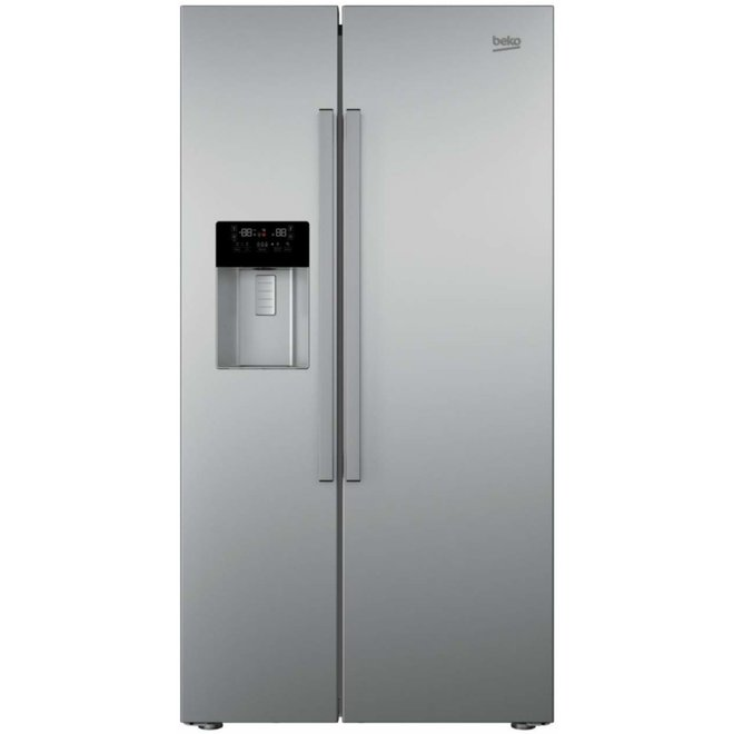 Beko GNE114632X Amerikaanse koelkast