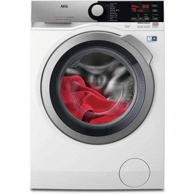 AEG L7FE84ES Wasmachine ProSteam ProSense