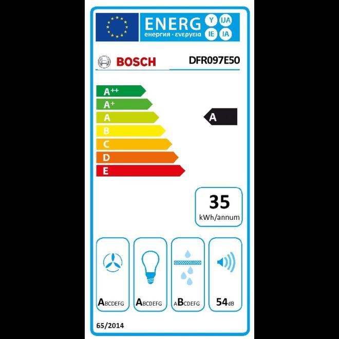 Bosch DFR097E50 - Vlakscherm Afzuigkap