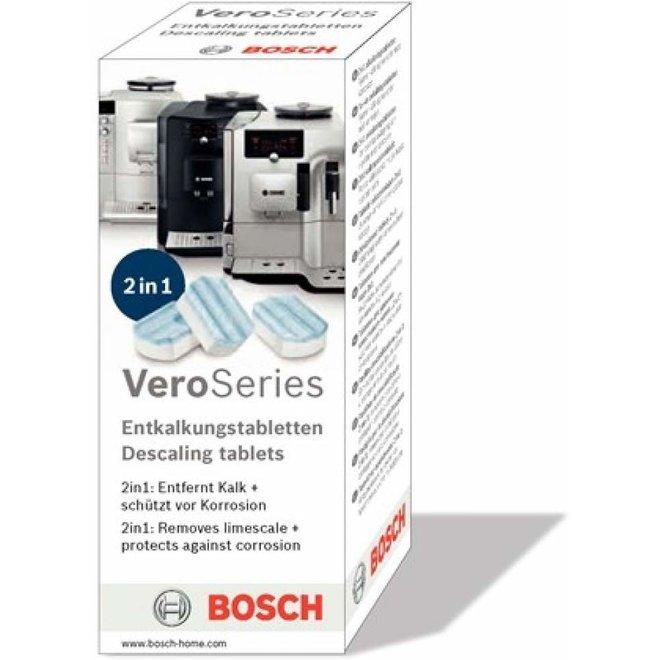 Bosch TCZ80002 ontkalkingstabletten