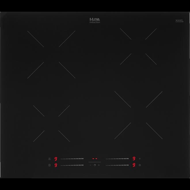 Etna KI560ZT Inbouw Inductie Kookplaat 60cm