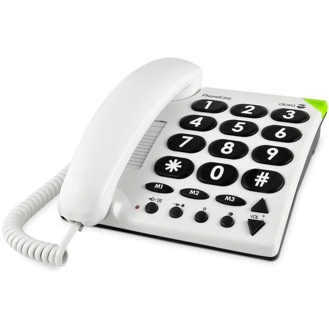 Doro PhoneEasy 311c Seniorentelefoon