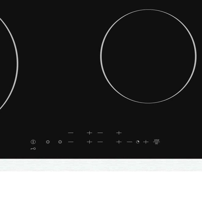 Etna KC360RVS Keramische Inbouwkookplaat
