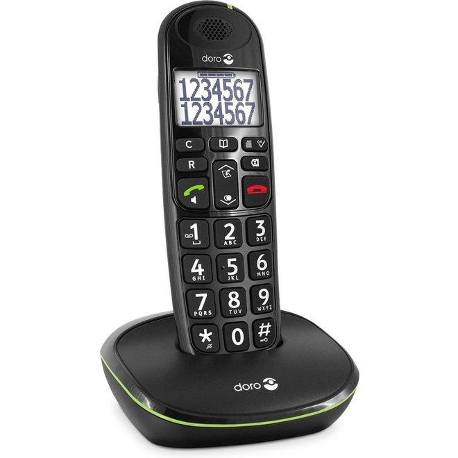 Doro Phone Easy 110 Zwart Huistelefoon