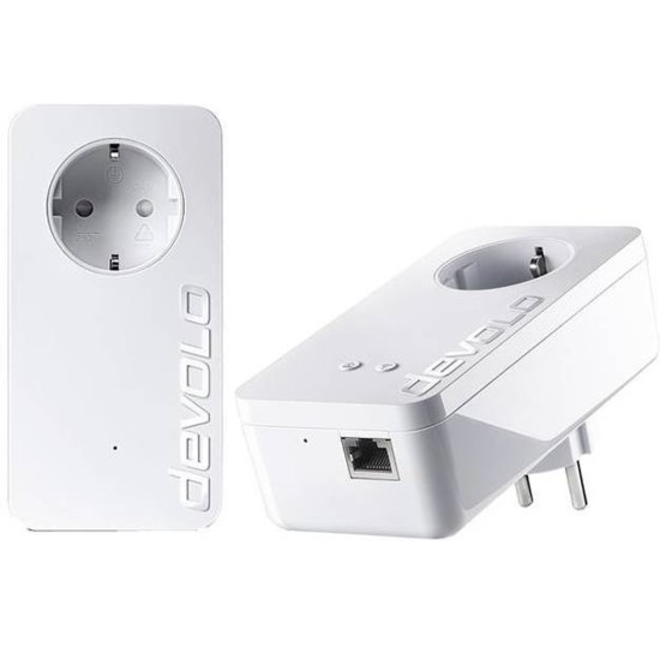 DEVOLO 9837 dLAN® 550+ WiFi Starter Kit Powerline