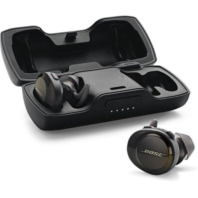 Bose SoundSport Free in-ear volledig draadloze hoofdtelefoons zwart accuduur van 10 uur