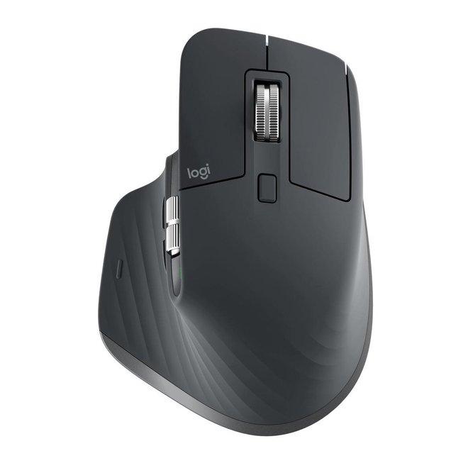 Logitech MX Master 3 - Draadloze Muis Zwart